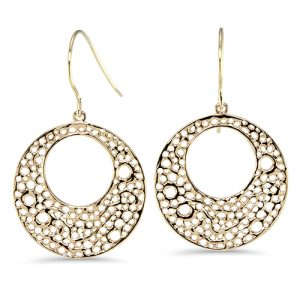 Earrings - Luxe Mesh